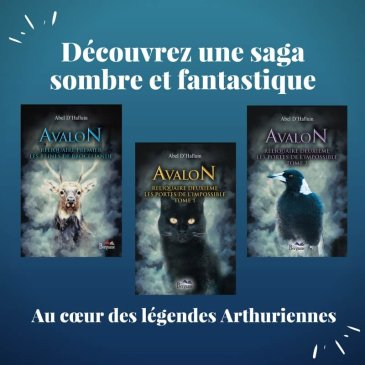 Avalon, la saga fantastique à ne pas rater