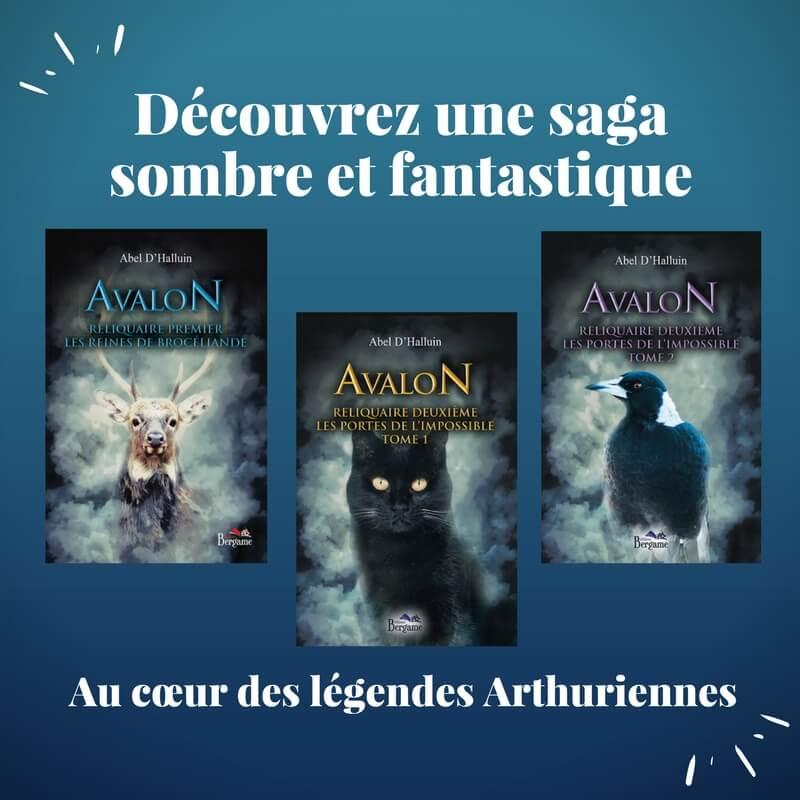 Avalon, la saga fantastique à ne pas rater