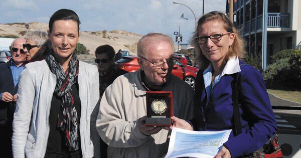 Béatrice Amadieu remporte le Grand Prix du Festival International Littéraire de l'APPEL