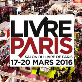 Hervé Tillette de Clermont Tonnerre au Salon du Livre de Paris 2016