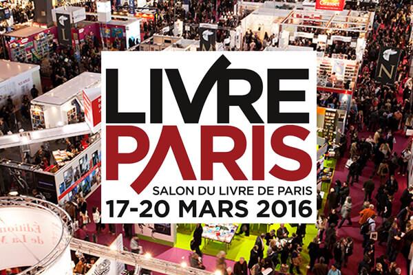 c7c4536df64 Hervé Tillette de Clermont Tonnerre au Salon du Livre de Paris 2016