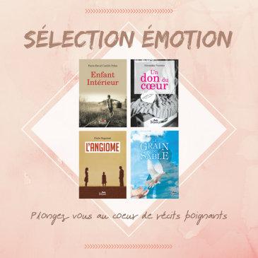 Un florilège littéraire tout en émotion